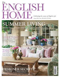 The English Home - August 2016
