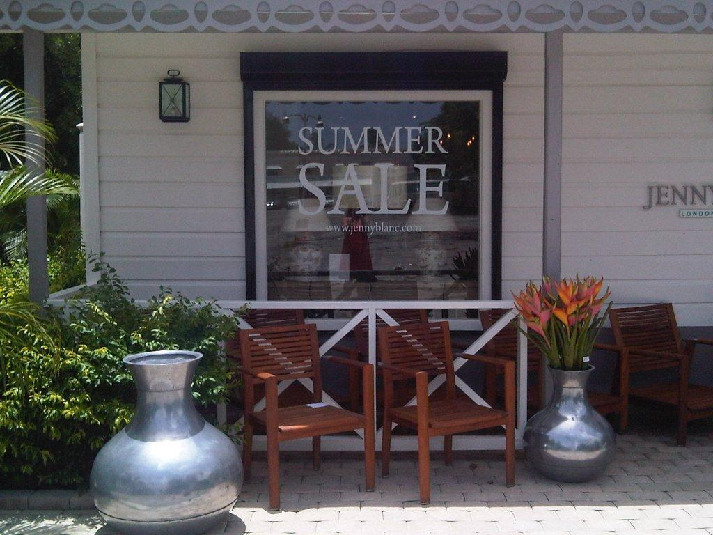 Jenny Blanc Barbados Summer Sale 1