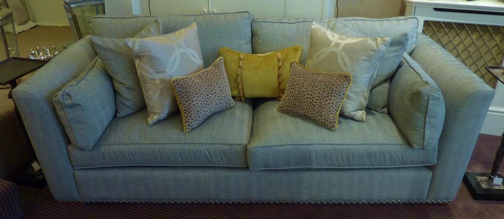 Jenny Blanc Hepburn Sofa