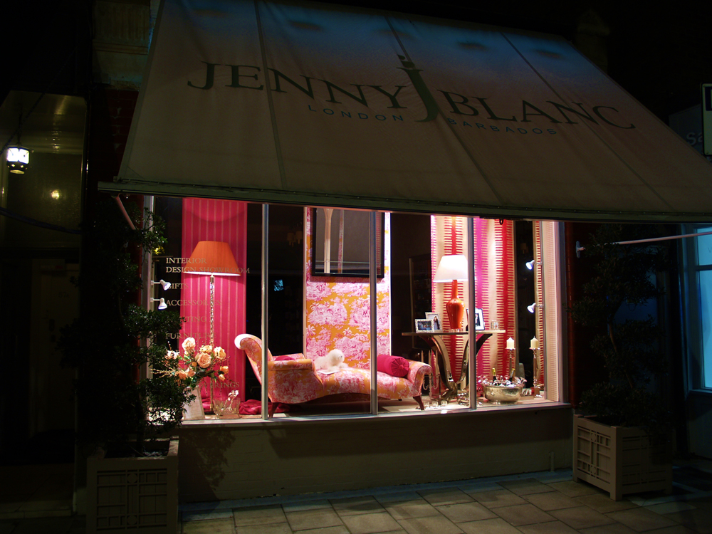 Jenny Blanc in Teddington