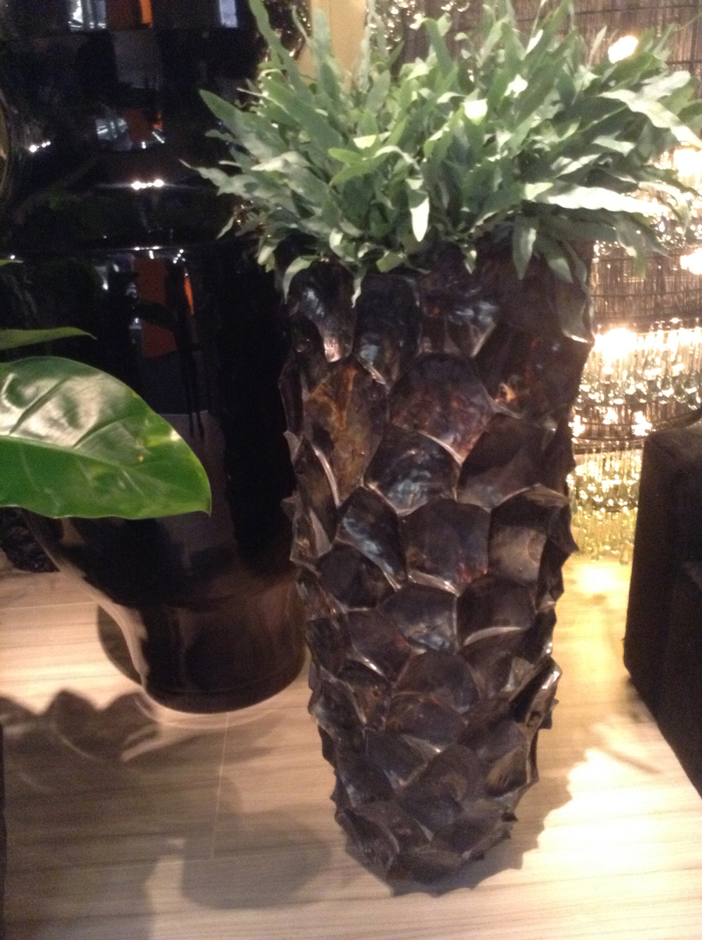 interior and exterior planters