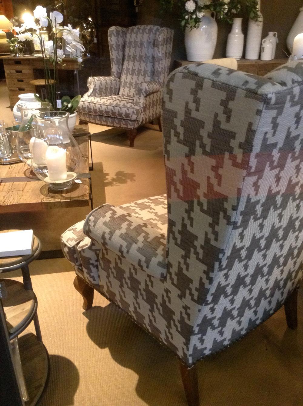 Brucs armchair