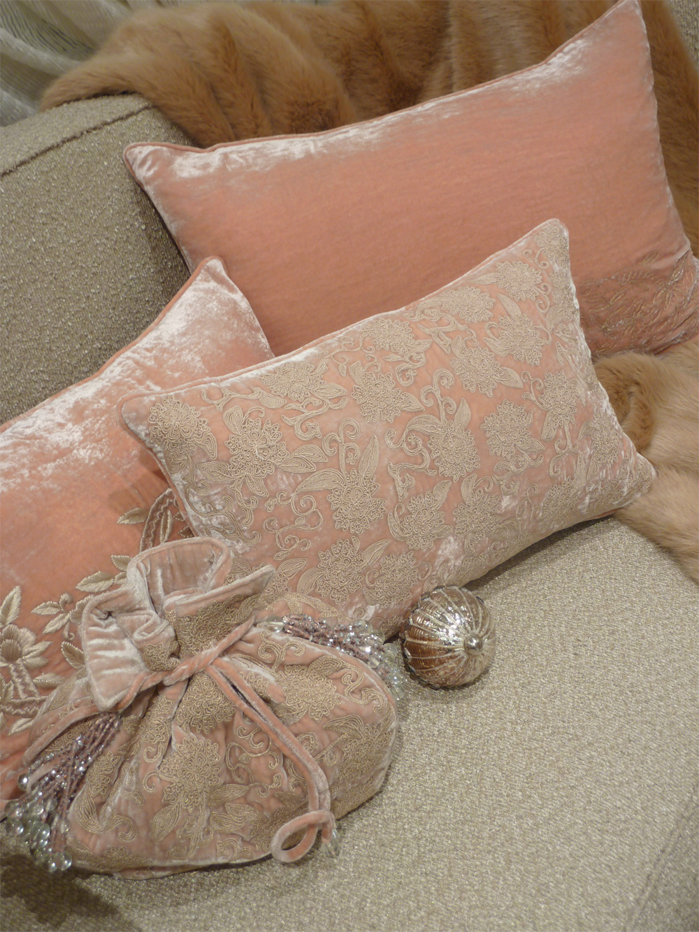 Creating Spendour - Pastel Cushions