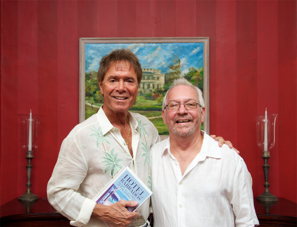 Hotel Barbados - John Chandler & Sir Cliff Richard
