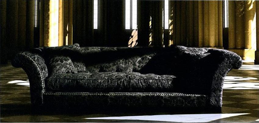 Precious Metals - Sofa