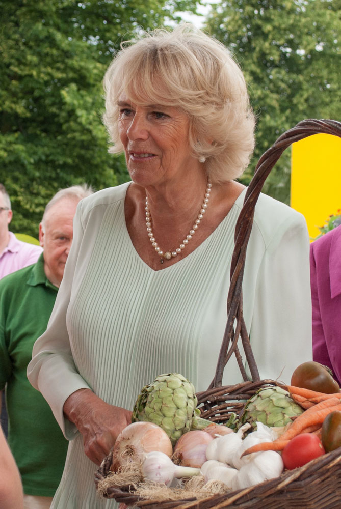 Royal Visit - HRH Duchess of Cornwall