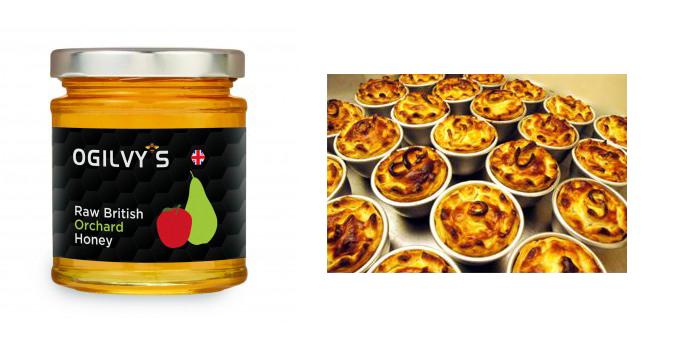 Jenny Blanc Blog - Ogilvys Raw British Orchard Honey