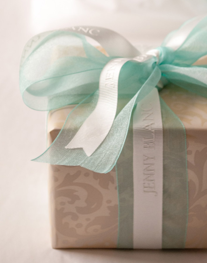 Jenny Blanc Blog - Gift Wrapped Christmas Gifts
