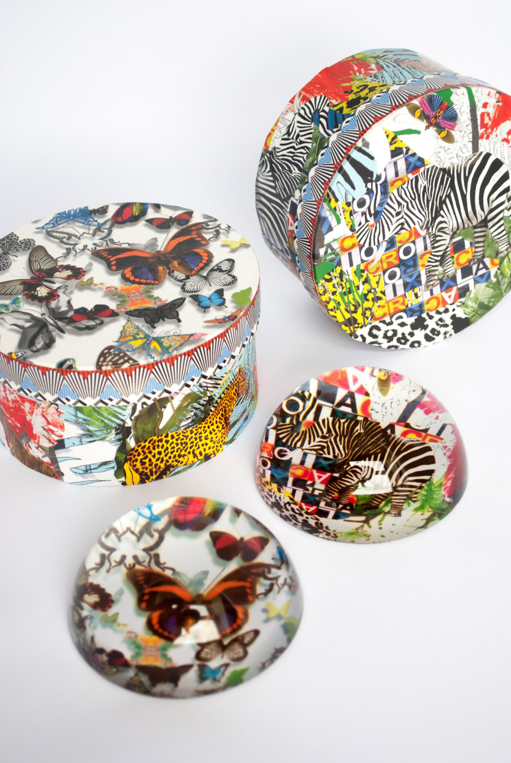 Jenny Blanc Blog - Paperweights with Matching Gift Boxes