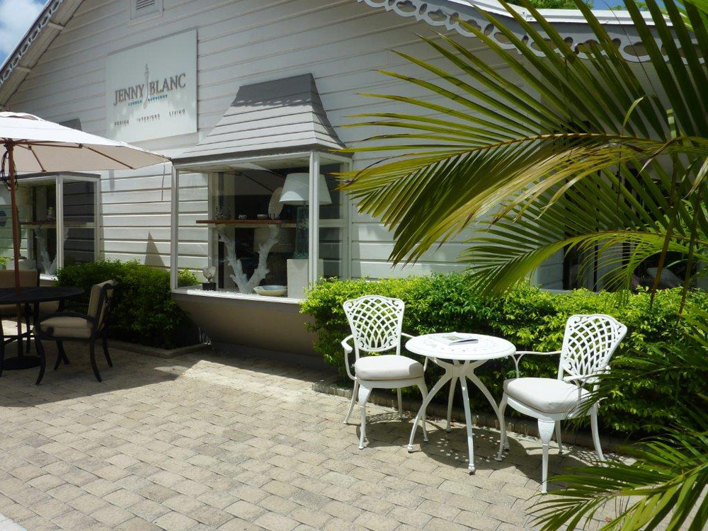 Jenny Blanc Blog - Barbados Showroom September