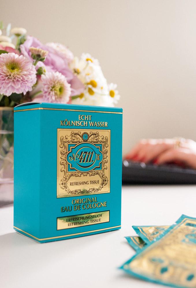 Jenny Blanc Blog - Fragrance 4711 Cologne