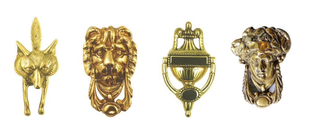 Jenny Blanc Blog - Reproduction Door Knockers