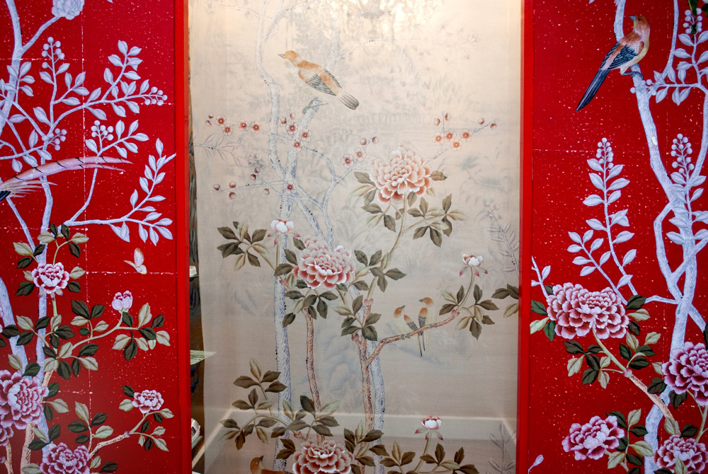 Jenny Blanc Blog - Silk Panels