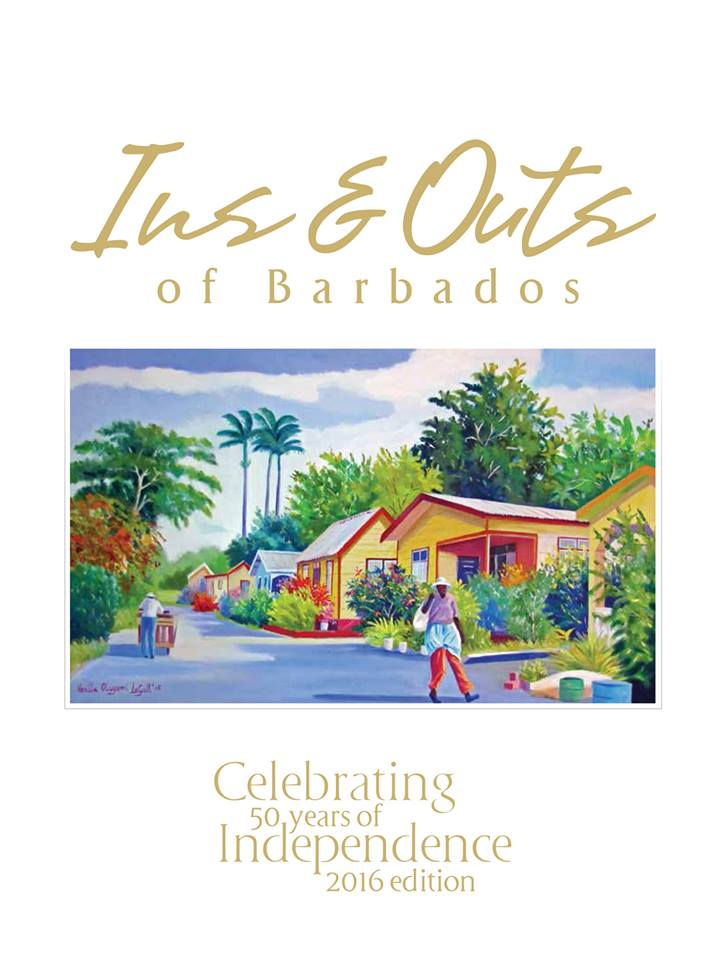 Jenny Blanc Blog - 2016 Edition of Ins & Outs of Barbados