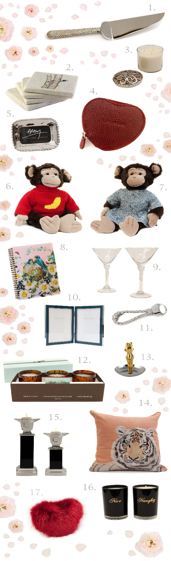 Jenny Blanc Blog - 17 Perfect Presents for Valentines Day