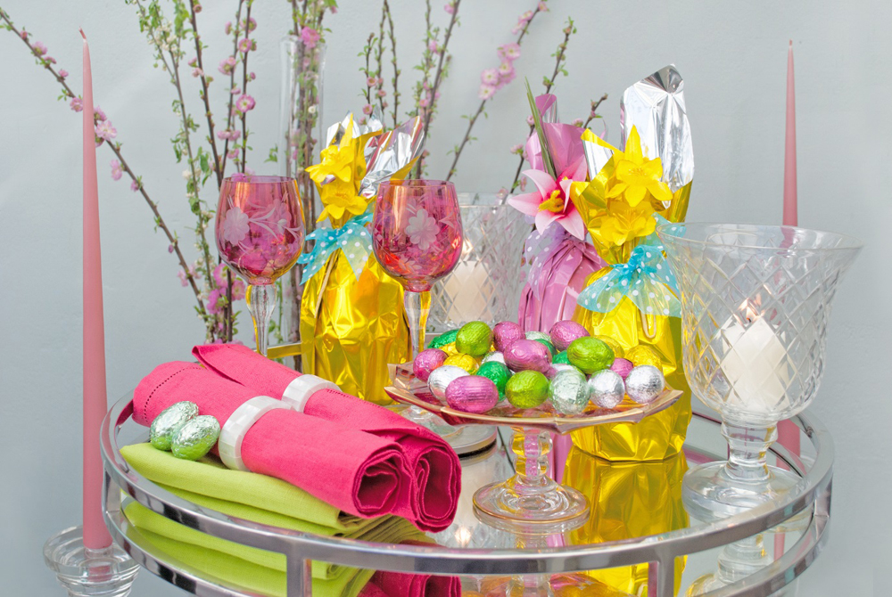 Jenny Blanc Blog - Celebratory Easter Morning Breakfast