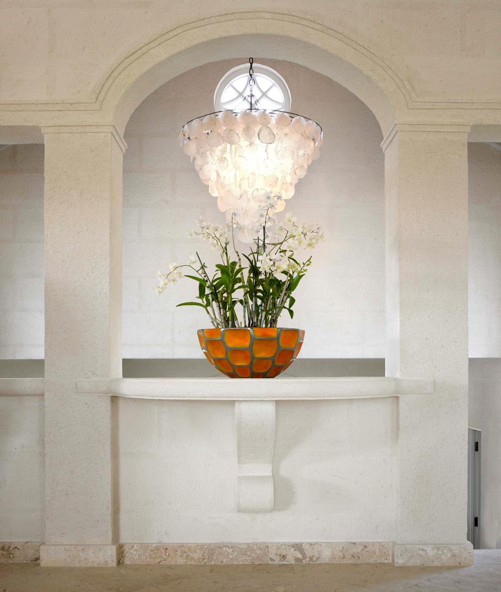 Jenny Blanc Blog - Orchid Arrangement