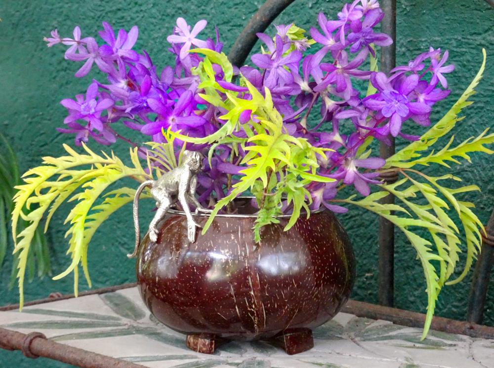 Jenny Blanc Blog - 20 Years Floral Arrangement