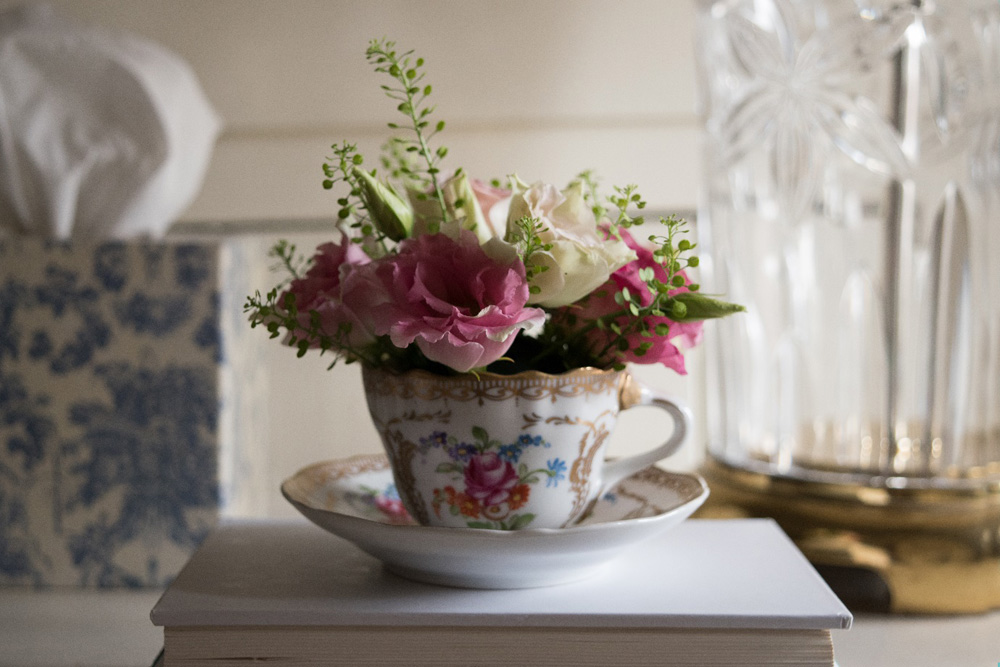 Jenny Blanc Blog - Tiny Buds in Teacups