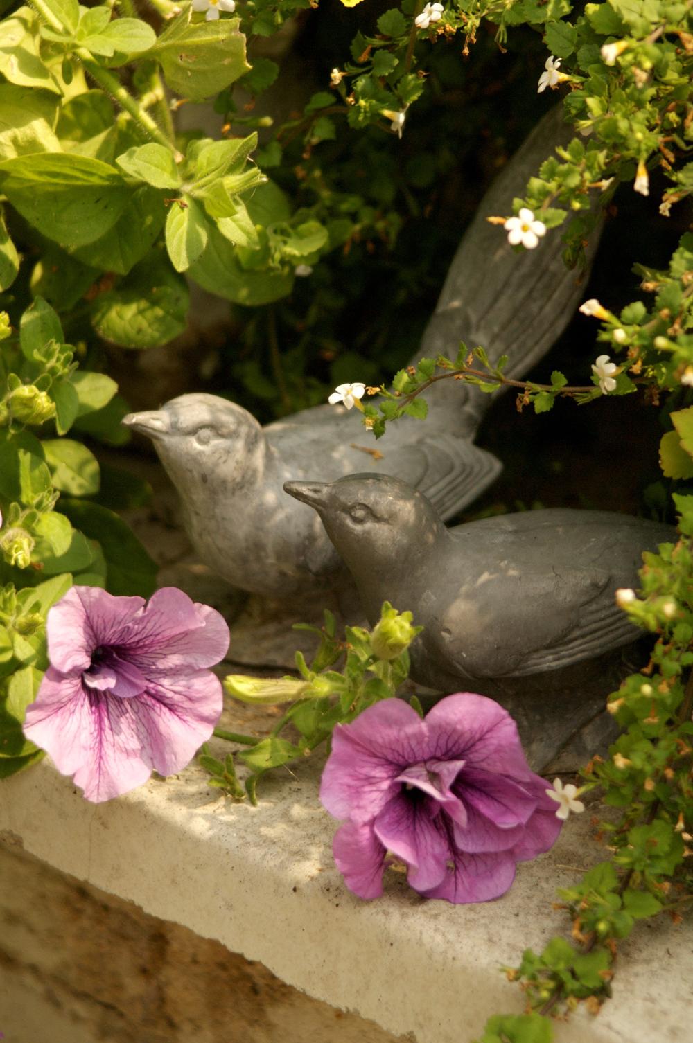 Jenny Blanc Blog - Bird Sculptures