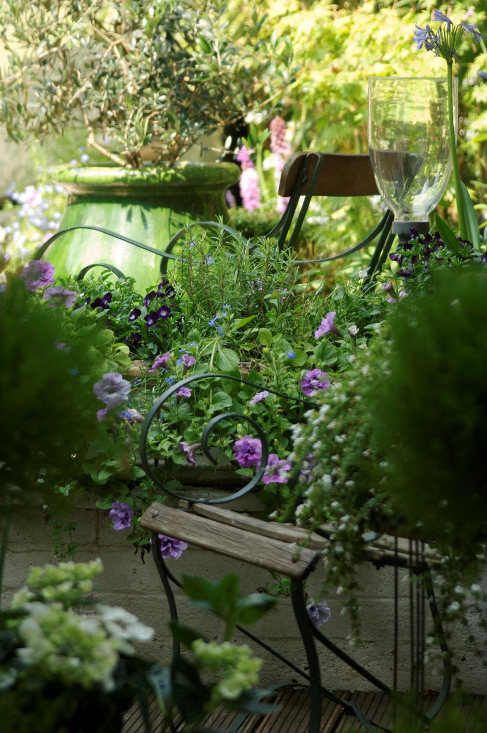 Jenny Blanc Blog - Floral Displays