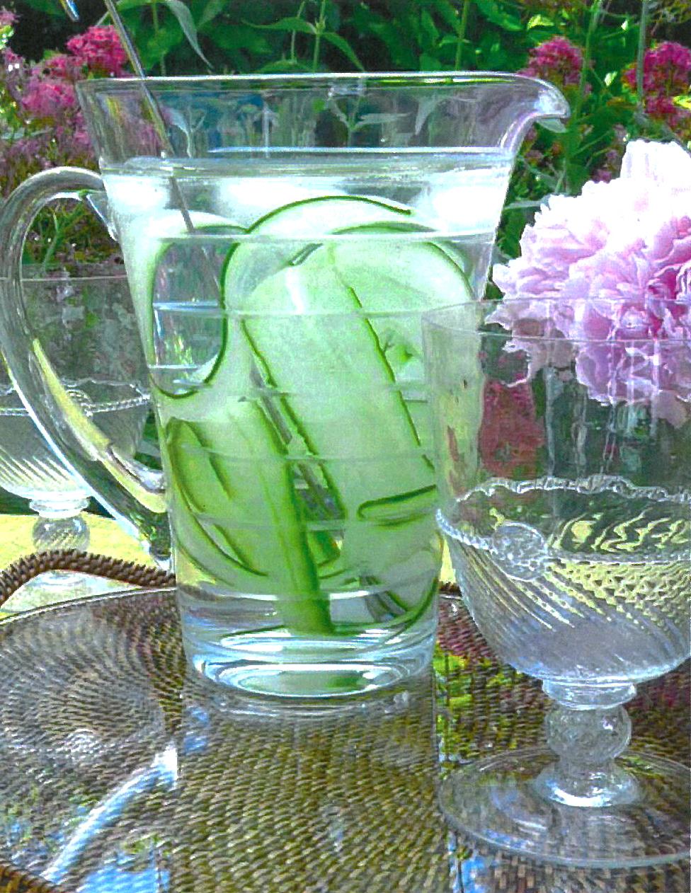 Jenny Blanc Blog - Refreshing Summer Drink