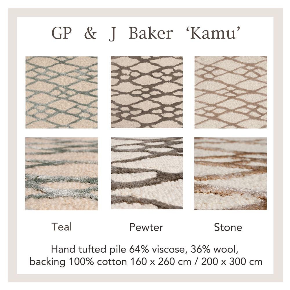 Jenny Blanc Blog - GP & J Baker Kamu rug samples