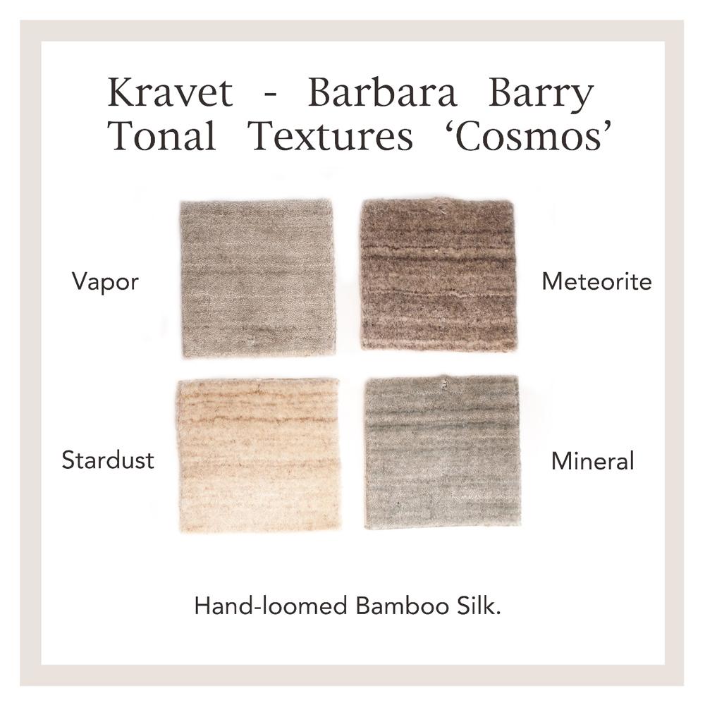 Jenny Blanc Blog - Kravet Barbara Barry rug samples