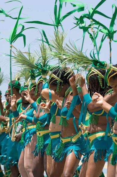 Jenny Blanc Blog - Local colourful parades