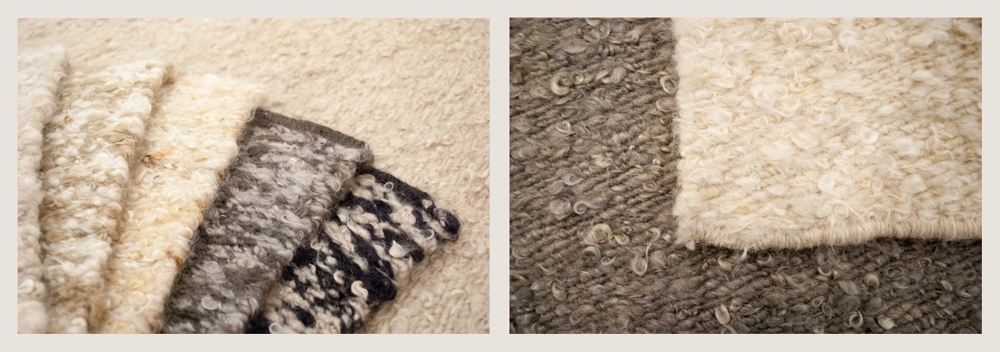 Jenny Blanc Blog - Mohair natural range samples