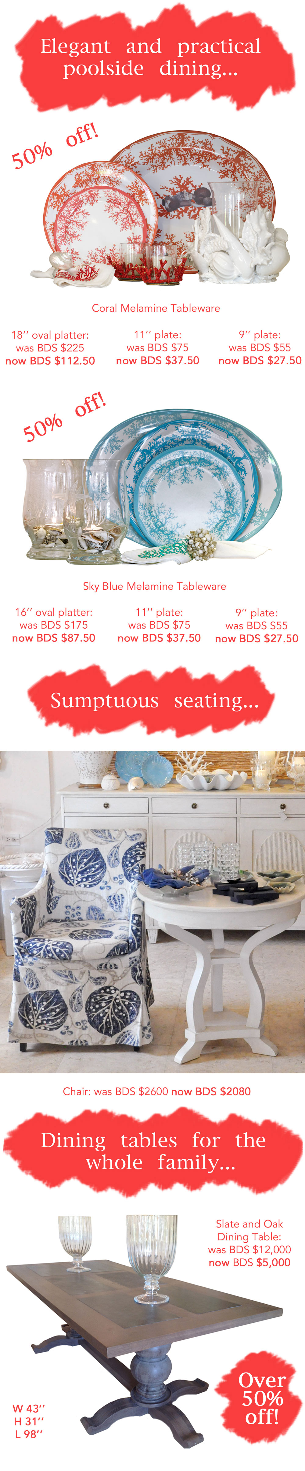 Jenny Blanc Blog - Barbados summer sale part 2