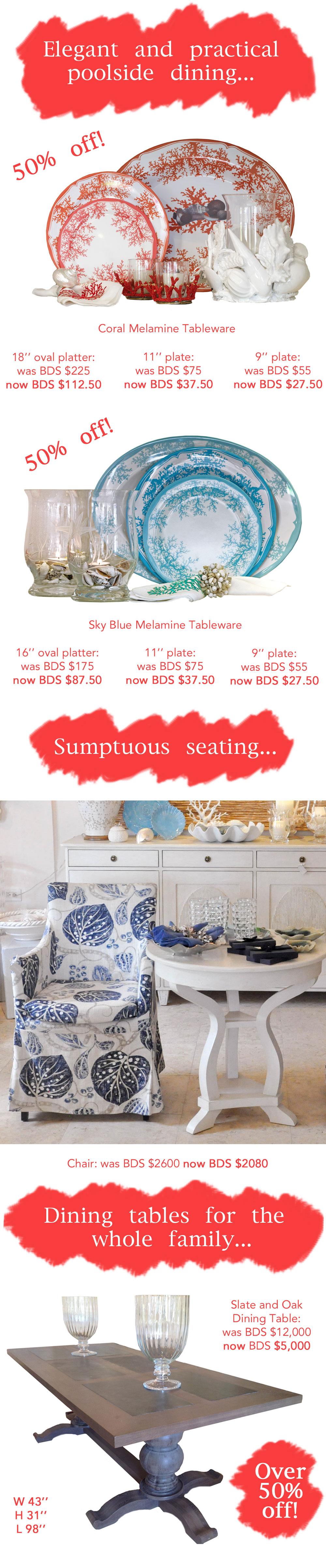 Jenny Blanc Blog - Barbados summer sale part 2