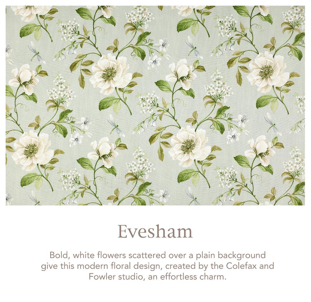 Jenny Blanc Blog - Evesham Fabric