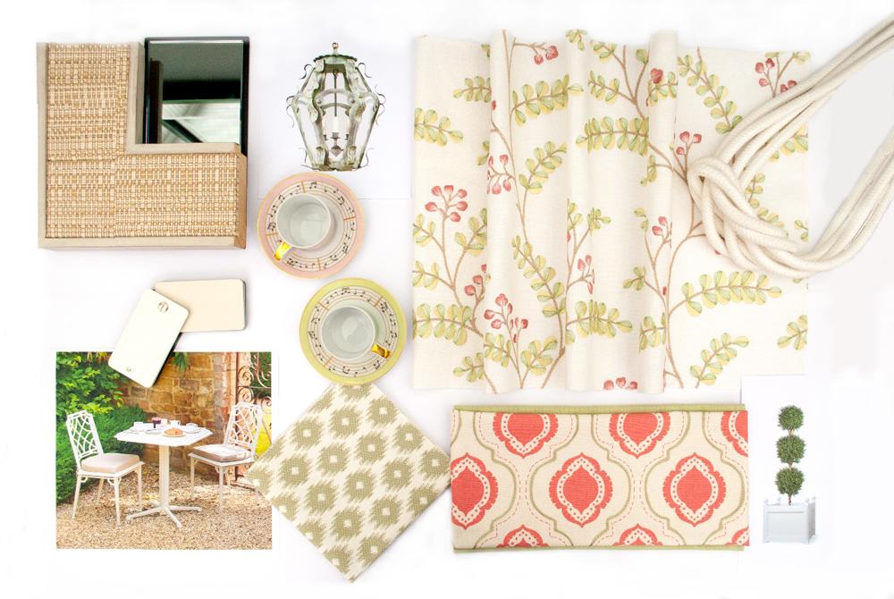 Jenny Blanc Blog - Room Scheme
