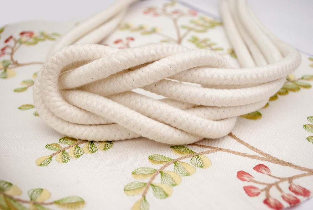 Jenny Blanc Blog - Rope Tie Back