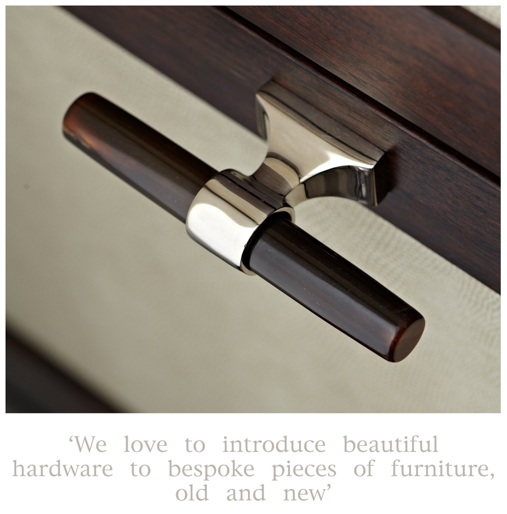 Jenny Blanc Blog - Beautiful Hardware Bespoke Furniture