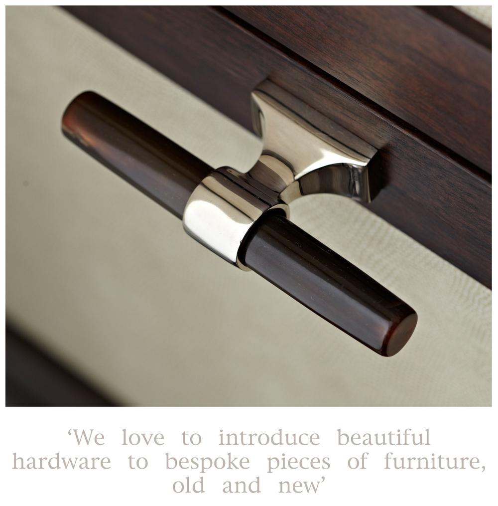 Jenny Blanc Blog - Beautiful Hardware Bespoke Furniture