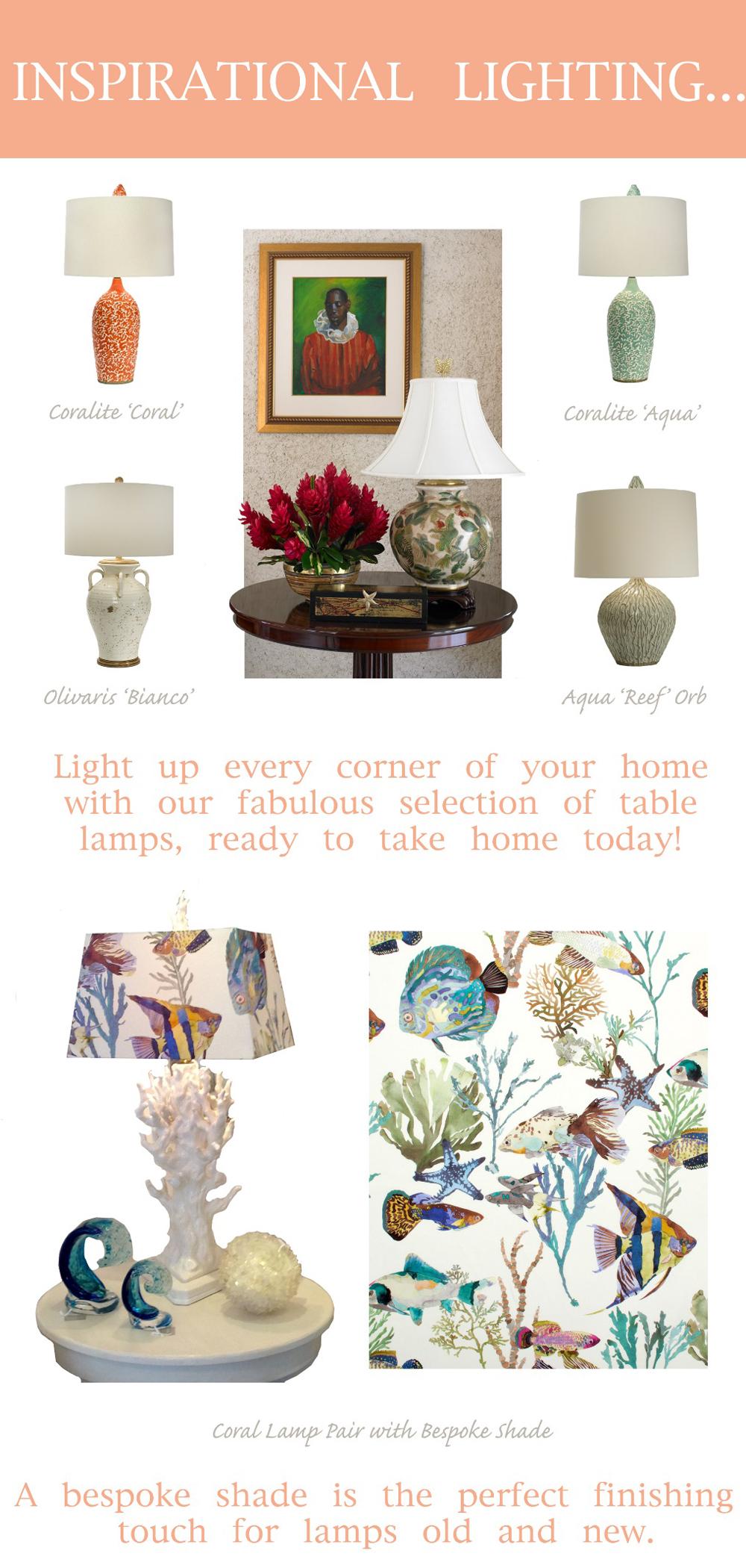 Jenny Blanc Blog - Inspirational Lighting