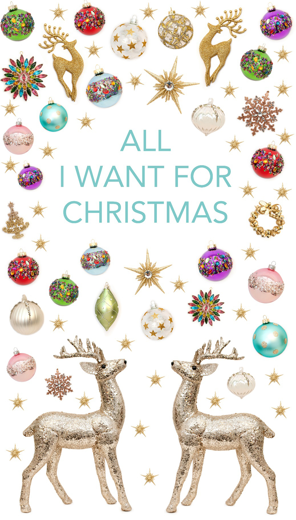 Jenny Blanc Blog - All I Want For Christmas