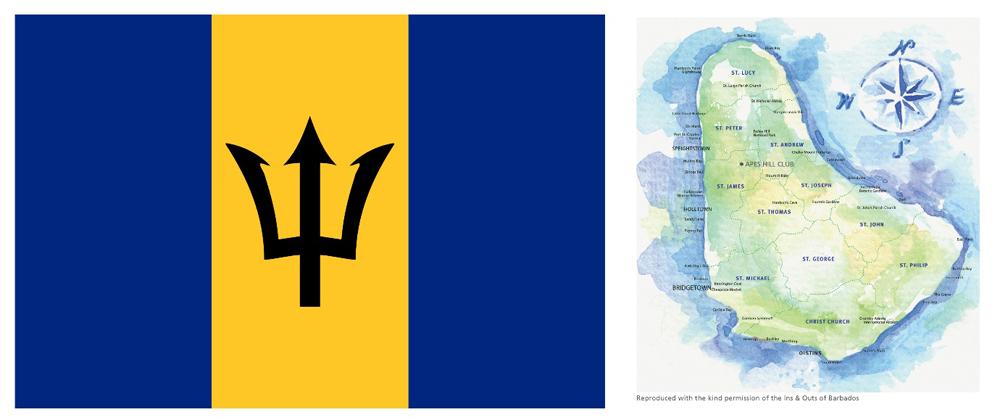 Jenny Blanc Blog - Barbados Independence