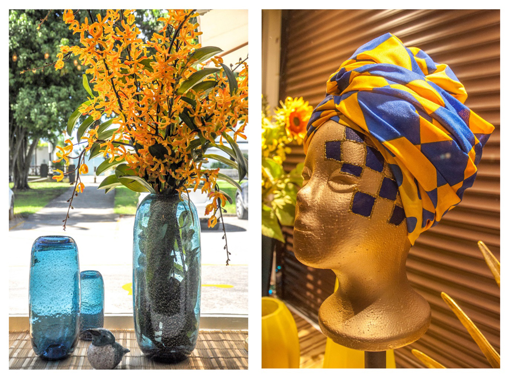 Jenny Blanc Blog - Barbados Showroom 2