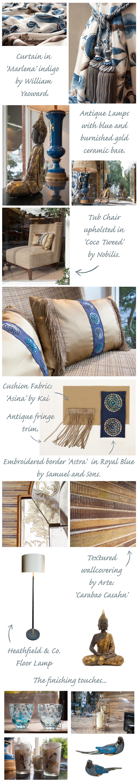 Jenny Blanc Blog - Showroom Design Collage