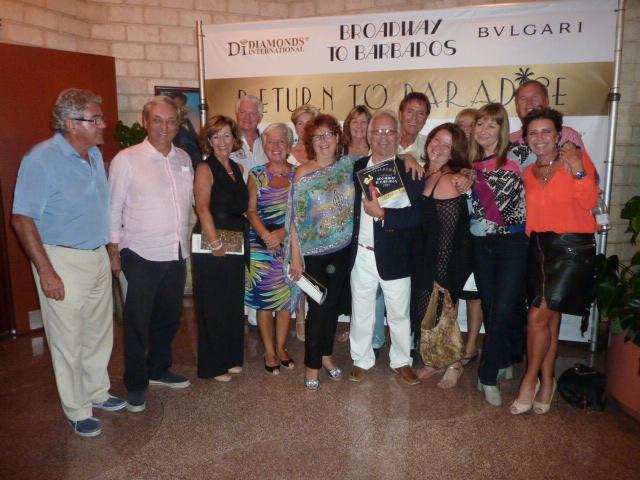 Jenny Blanc Blog - Broadway to Barbados