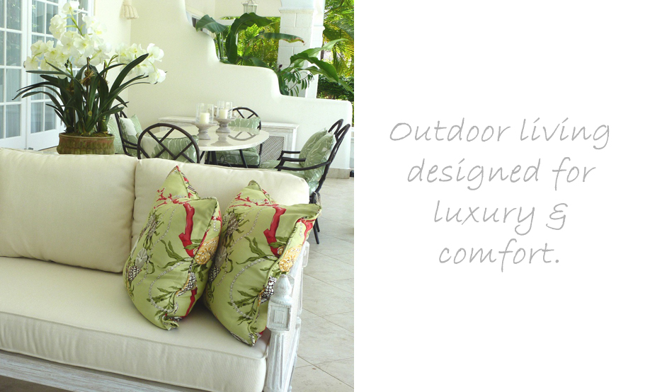 Jenny Blanc Blog - Outdoor Living