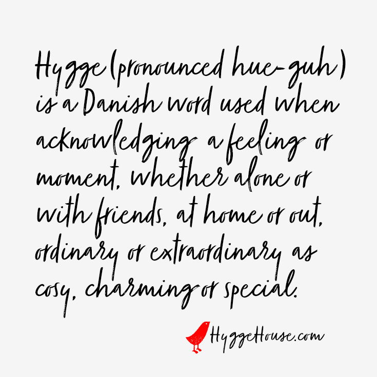 Jenny Blanc Blog - Meaning of Hygge