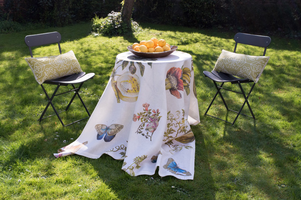Jenny Blanc Blog - Alfresco Dining