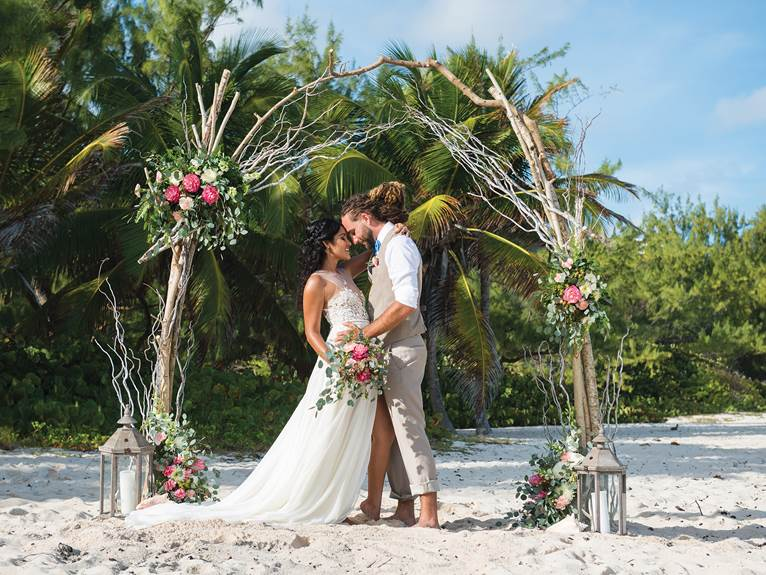 Jenny Blanc - Caribbean Wedding List