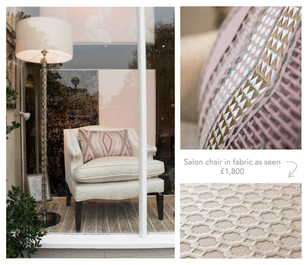 Jenny Blanc London Showroom Window Display2
