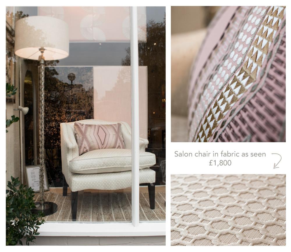 Jenny Blanc London Showroom Window Display2
