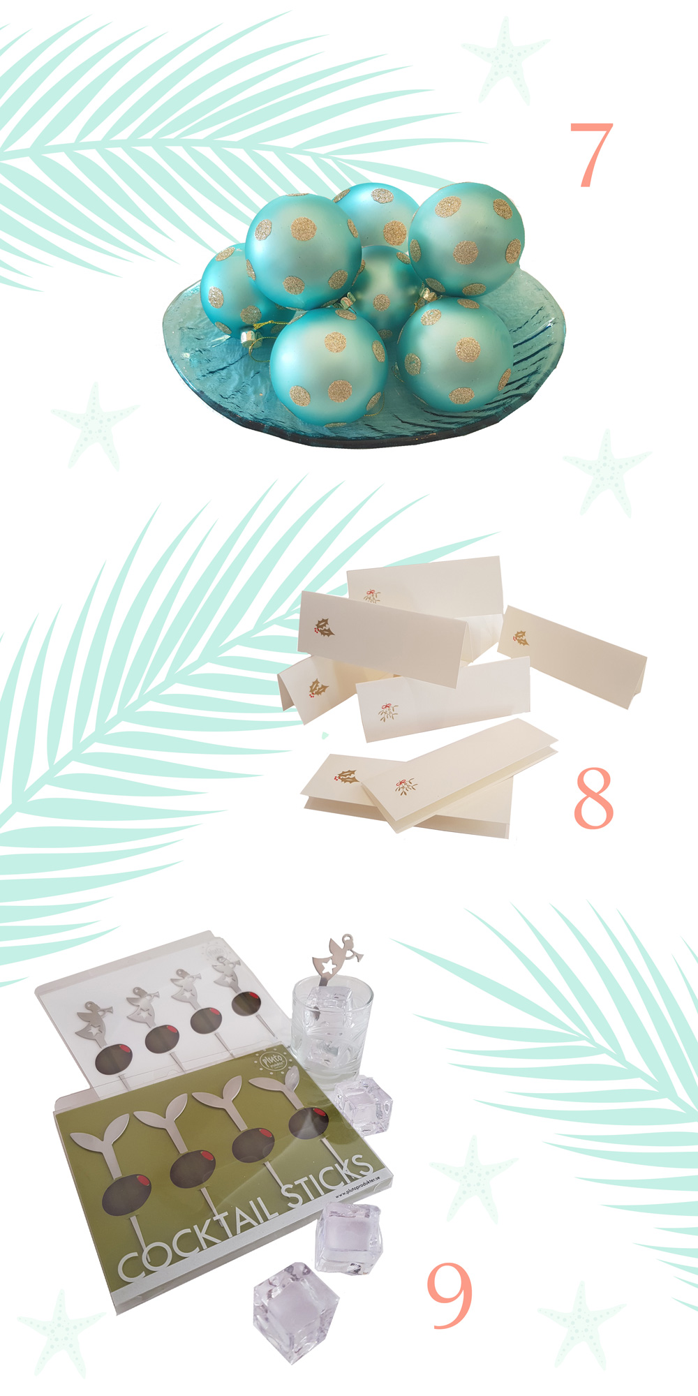 Jenny Blanc Exclusive Christmas Decorations Sale 2017 4